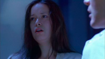 Summer Glau as River Tam in Ariel