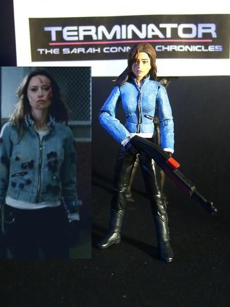 TSCC: Custom Action Figures