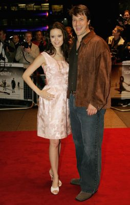 Serenity London premiere on October 5, 2005
