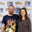 Summer Glau Photo Op Session at Comic Con Russia