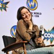 Summer Glau at Wizard World Philadelphia Comic Con 2015. Photo by Kendall Whitehouse