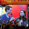 Summer Glau panel at Comic Con Russia Day 2