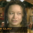 Ovation interview with Summer Glau as River Tam on Firefly set