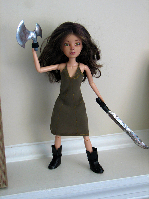 River Tam Custom Action Figures