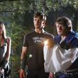 Summer Glau, Ryan Kwanten and Steve Zahn in 'Knights of Badassdom'