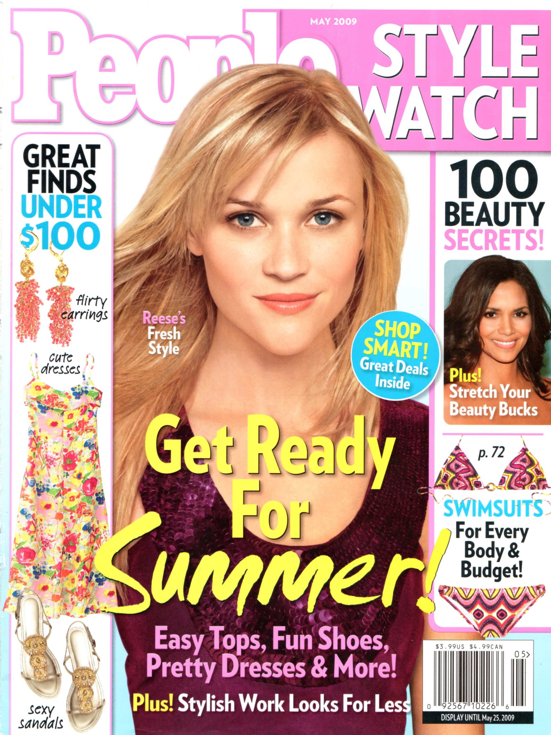 PEOPLE Style Watch, May 2009