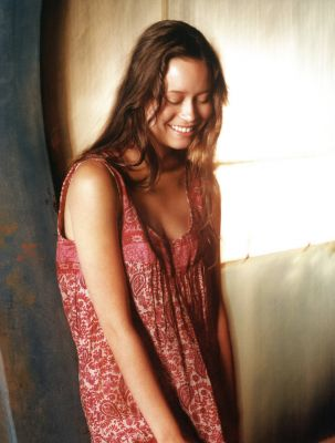 Summer Glau as River Tam in Firefly - Promo shot