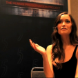 Summer Glau interview at NYCC 2011