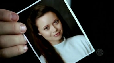 In Cold Case, Summer Glau plays a teen track runner named Paige Pratt that was found shot