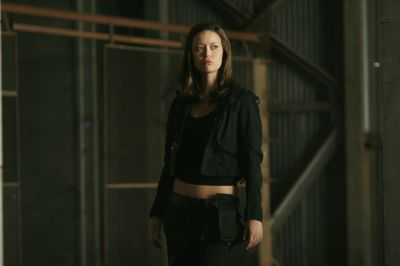 Cameron Phillips (Summer Glau) in Terminator: The Sarah Connor Chronicles