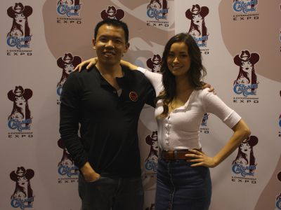 Summer Glau at Calgary Comic Expo - Canada June 17 - 19, 2011