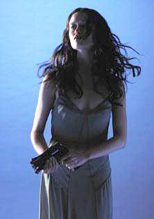 Summer Glau as River Tam in Serenity