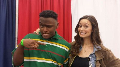 Summer Glau at Dallas Comic Con