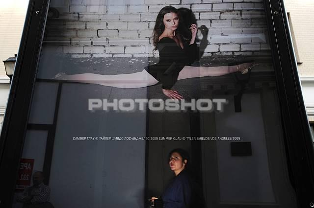 Tyler Shields - Photo Exhibit, Moscow - July 20, 2012