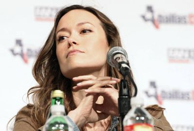 Summer Glau - Firefly Reunion Panel, DCC 2014