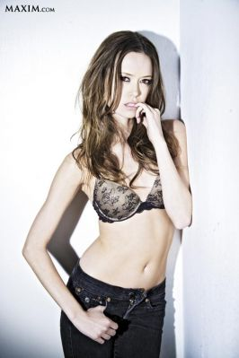 Summer Glau Chats About Making Maxim 2014 Hot 100 List