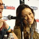 Firefly reunion panel at Dallas Comic Con, May 16 - 18, 2014