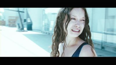 Summer Glau's emotional scene in Serenity