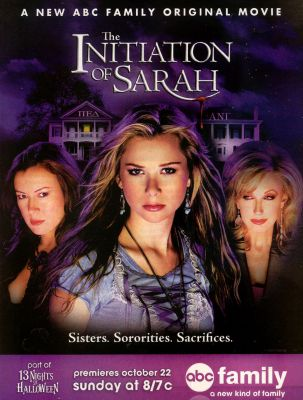 Promo AD for 'The Initiation of Sarah'