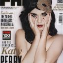 Kate Perry on the cover of FHM Australia 100 Sexiest Women in The World 2011