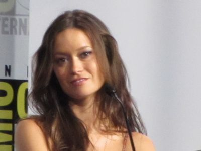 Summer Glau at Alphas Panel at SDCC 2012