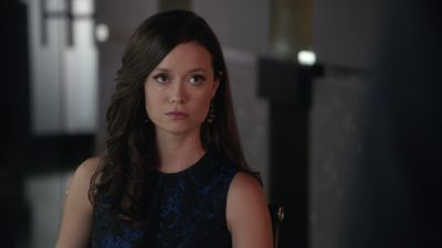 Summer Glau as Isabel Rochev in Arrow