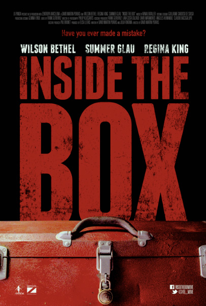Official poster for Inside the Box