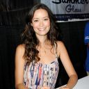Summer glau at Chicago Comic Con 2013