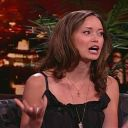Summer Glau at Last Call With Carson Daly - February 21, 2008