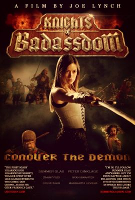 Eone has acquired the distribution rights to Knights of Badassdom.