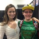 Summer glau at Ottawa Comic Con May 09-11, 2014