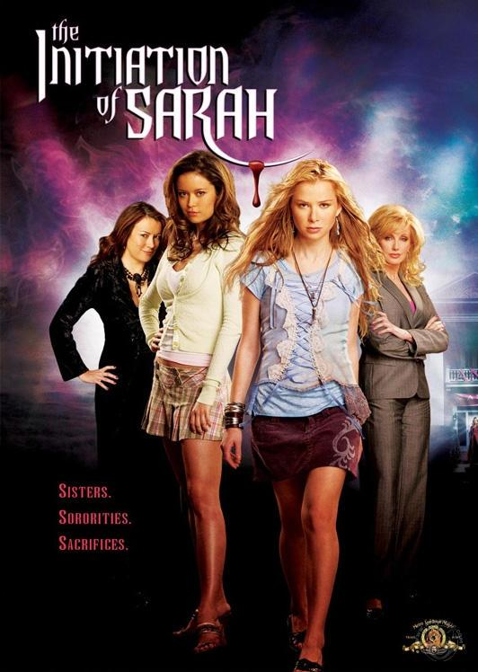 In The Initiation of Sarah, Summer Glau plays are a college girl initiated into an ancient battle between good and evil that threatens to drive she and her twin sister apart and force one of them to make the ultimate sacrifice.