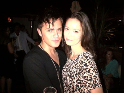 TSCC reunion with Summer Glau and Thomas Dekker