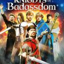 Knights of Badassdom Blu-ray and DVD Cover Art