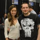Summer Glau at Ottawa Comiccon