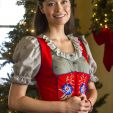 Summer Glau as an elf in Hallmark Channel's Christmas movie 'Help for the Holidays' - Promotional Photos