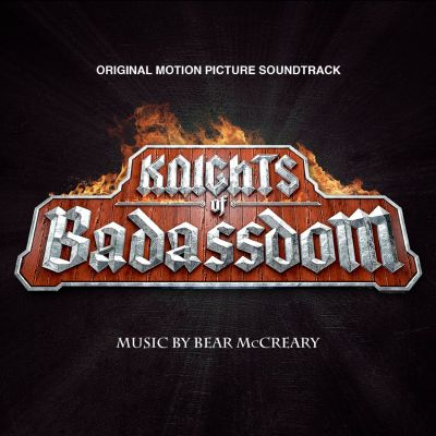 Knights of Badassdom Soundtrack Album Cover