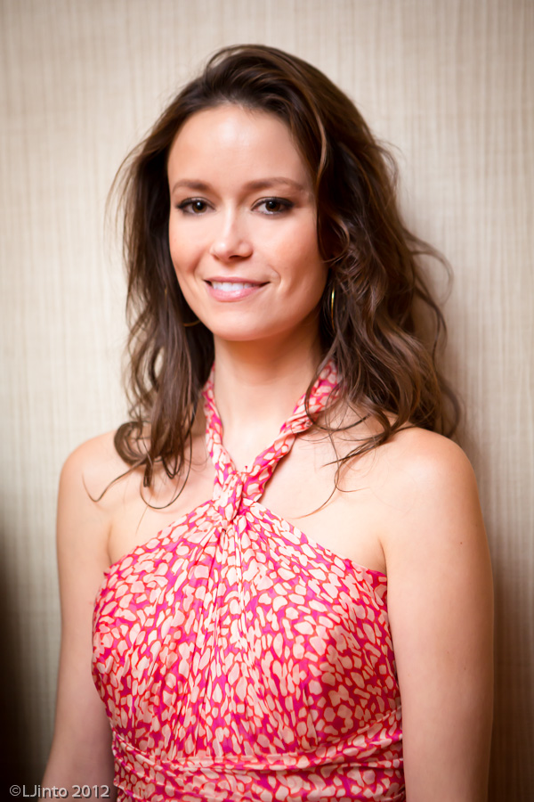 Summer Glau at Comic-Con International San Diego - July 13, 2012
