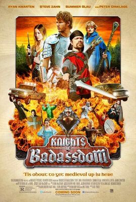 Knights of Badassdom Gets International Distribution