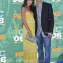 Summer Glau at the 2008 Teen Choice Awards