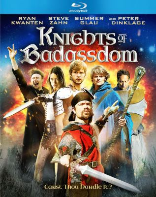 Knights of Badassdom Blu-ray/Poster Giveaways