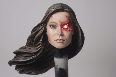 Summer Glau as Cameron in Terminator: The Sarah Connor Chronicles Action Figures