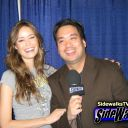 Summer Glau at WonderCon 2009