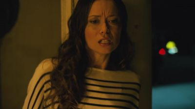 Summer Glau is in danger in Crackle's new drama Sequestered