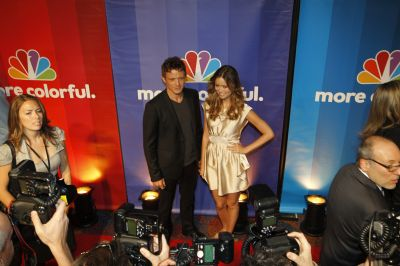 2010 NBC Upfronts - Arrivals