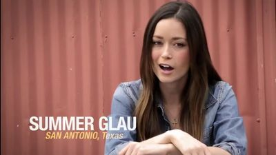 Summer Glau support Wind energy