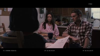 Wilson Bethel and Summer Glau in Inside the Box