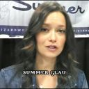 Slay-A-Thon 2014 - Summer Glau Greetings