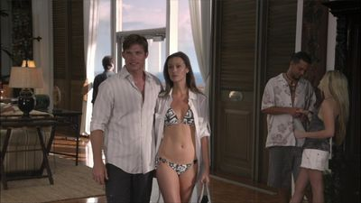 Summer Glau on Deadly Honeymoon