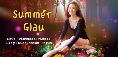 Summer Glau Android Application